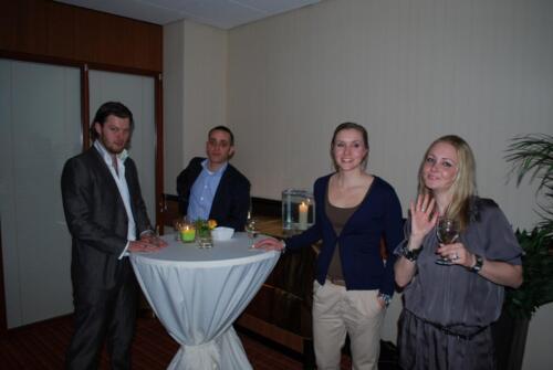 Jaarfeest 2011 Bilderberg Europa Hotel Scheveningen